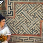 Photo Jolts! How is this Korean Bride a Metaphor for Birth?
