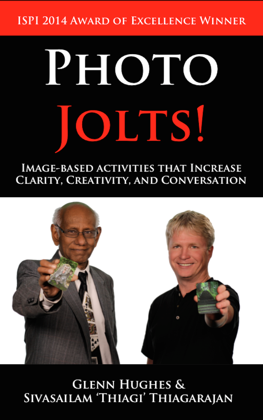 Photo Jolts! Award Winning eBook Cover